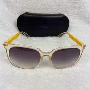 Vintage Carrera Sunglasses with Case